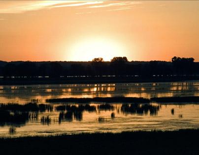 Hennepin and Hopper Lakes, September 2003