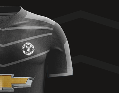 Manchester United - Away Jersey 18/19 | Adidas concept