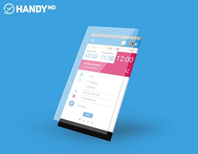 Handy - medical app