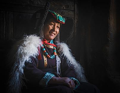 Portraits from Ladakh