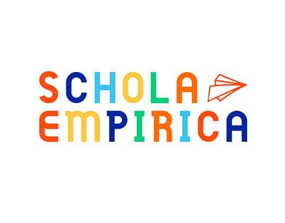 Schola Empirica logo and applications