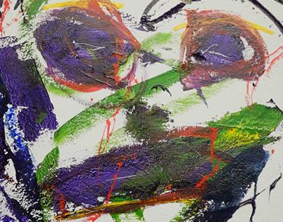 painting KuKru M