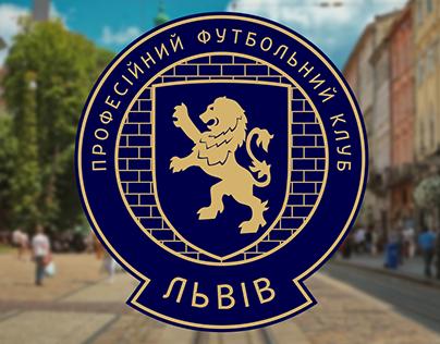 FC Lviv badge for a contest