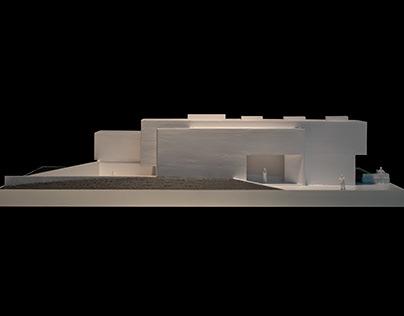 Casa Ca 3D Print Mockup Model