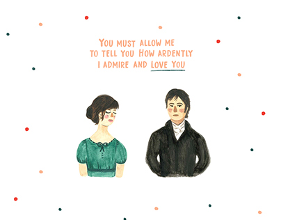 Illustrated Characters of Classic Literature