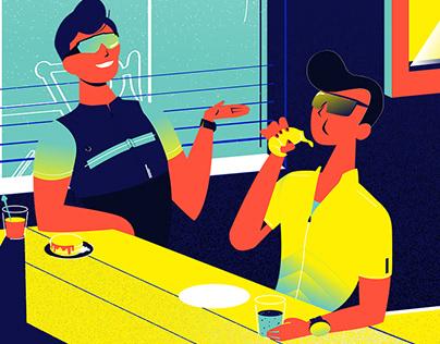 Coffee Ride