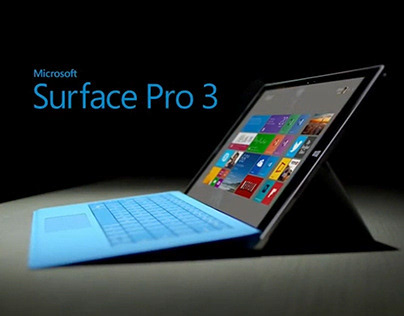 Microsoft Surface Pro 3 (2014)