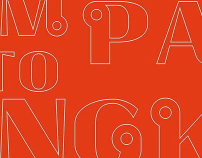Loop_Typeface