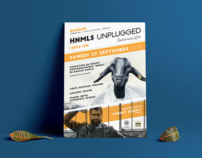 Expo-concert L214 : HNMLS Unplugged