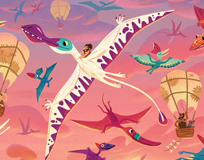 How to train your pterosaur?