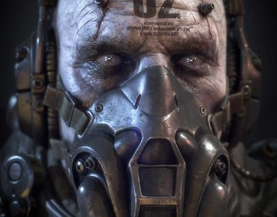 Metal Gear Parasite Soldier