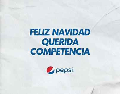 Pepsi - Navidad es Compartir