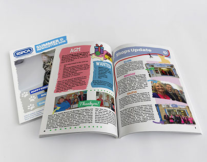 RSPCA Leeds, Wakefield and District Summer Newsletter