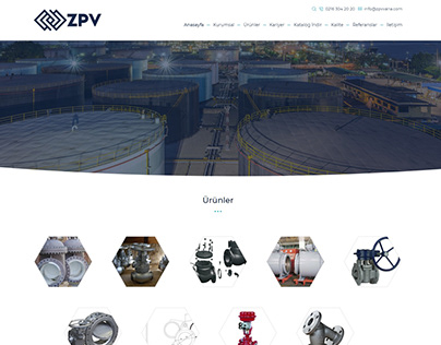 Zpv Vana Web Software, UI-UX and Seo