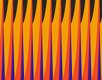 Wallpapers Lines 2 Series