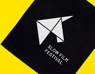 SLOW FILM FESTIVAL / branding