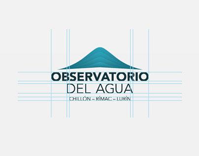 Logo - Observatorio del Agua