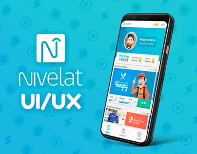 UI/UX Re-Design - Nivelat