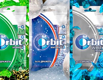 ORBIT x3 MULTIPACKS