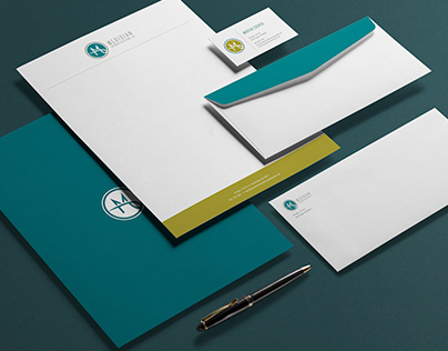 Meridian Business Solutions Branding