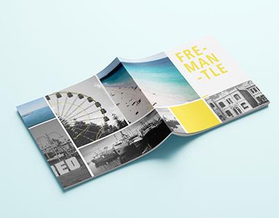 Fremantle tourism publication