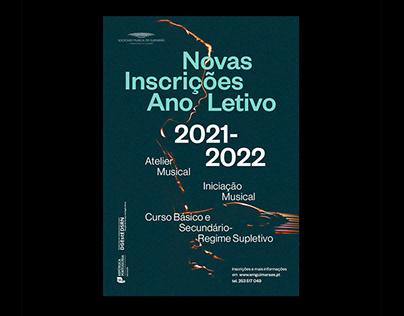 Sociedade Musical de Guimarães Posters