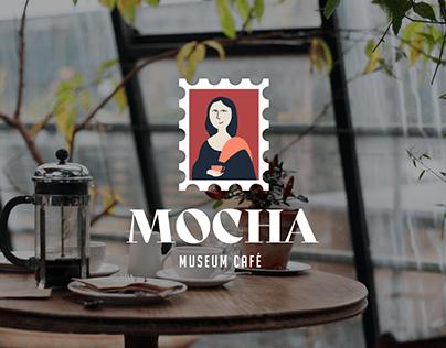 Mocha Museum Café - Brand Identity