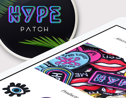 HYPE PATCH