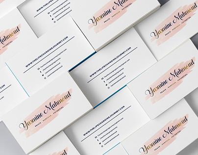 Yasmine Mahmoud | Business Card