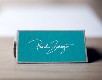 Business Cards- Lifestyle coach