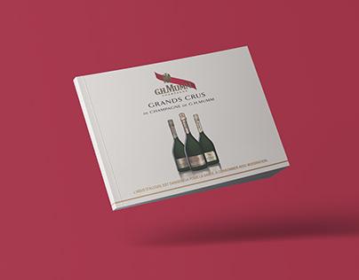 Champagne Mumm // Brochure