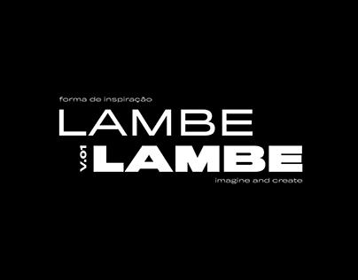 LAMBE LAMBE V.01