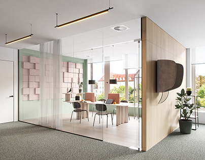 Bloom Office interior