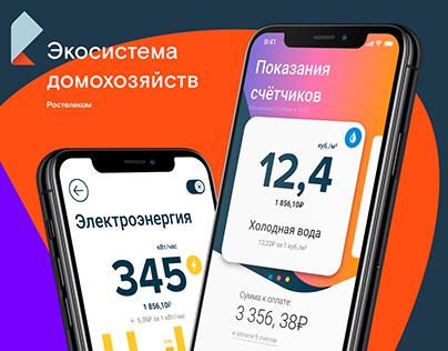 Rostelecom Household Ecosystem