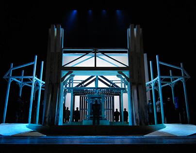 Giuseppe Verdi: Rigoletto - SET DESIGNER