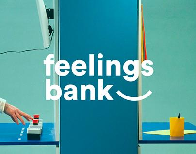 The human feelings bank