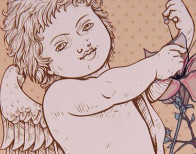 Anjo Batizado