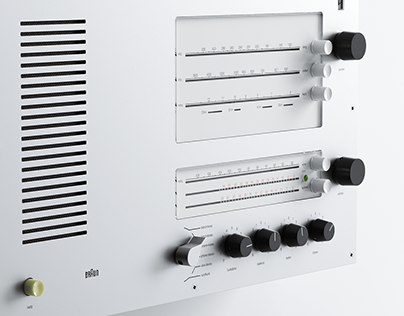 Once In A While Renders № 86 Braun TS 45