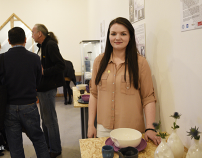 Exhibition photography - ceramics show