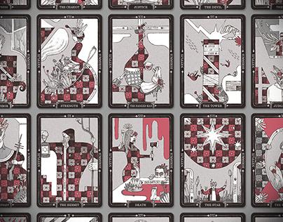 Netflix x Summerise-Tarot card