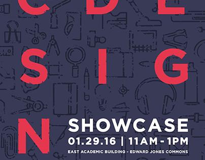 Graphic Design Showcase 2016