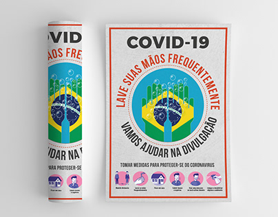 Coronavirus - informativo para a população