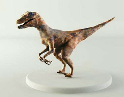 Velocirraptor - 3D