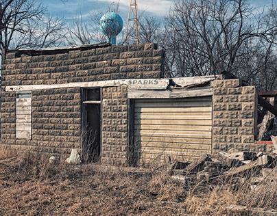 Abandoned Iowa