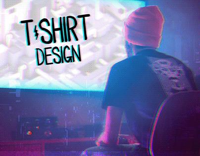 MindinMess - Tshirt Design