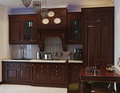 Kitchen Design - New Classic