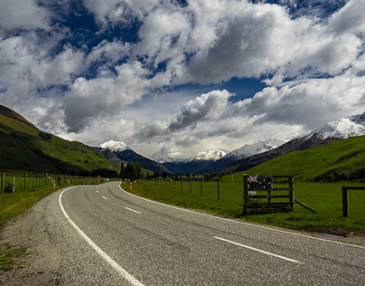Landscapes of New-Zealand: part 2