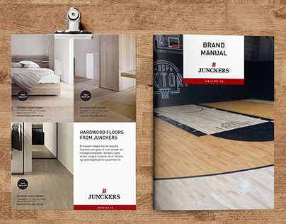 Junckers - Brand manual