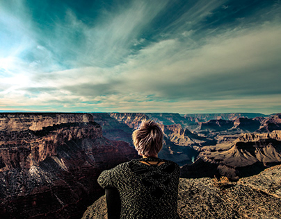 Personal Project: A New Look at the Grand Canyon