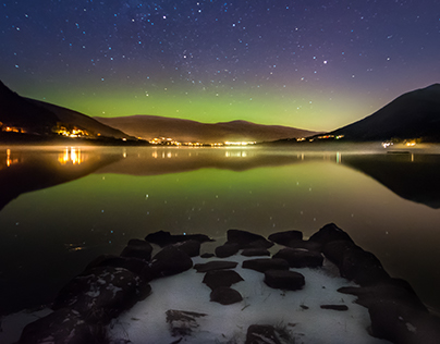 Aurora Borealis Photography